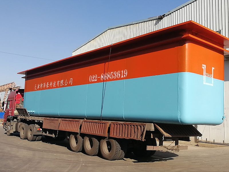 Company is the largest galvanizing